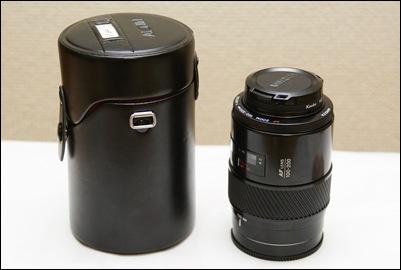 MINOLTA AF ZOOM 100-200mm F4.5