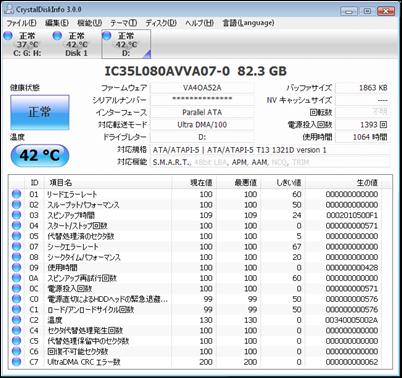 CDI-IBM IC35L080AVVA07-0