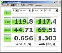 Seagate 1TB-CDM