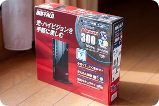 WHR-G300Nの箱