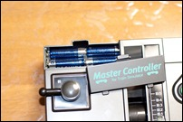 Master Controller For Train Simulator の電池